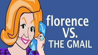 """Florence Vs. The Machine : It takes a Year and a day with """"the Gmail"""""""