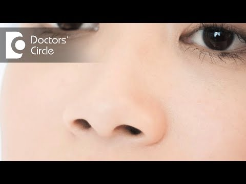 How can one identify presence of nasal bone spur? - Dr. Lakshmi Ponnathpur