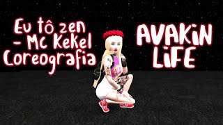 Eu tô zen - Mc Kekel - NATHALIA  | Coreografia