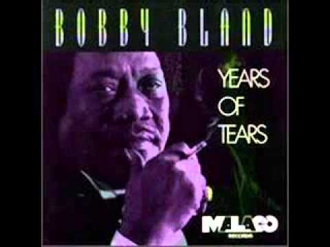 Bobby Blue Bland There's A Stranger In My House    YouTube