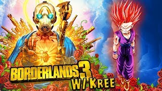 Kree and Hyphen Blast on The Scene in Borderlands 3 w/ Quality! Borderlands 3 Funny Moments. BL3
