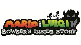 In The Final   Mario & Luigi: Bowser's Inside Story Music Extended