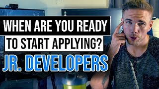 When are you ready to apply to developer Jobs? | #grindreel