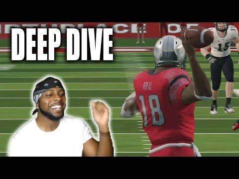 JUST SIGNED A NEW RECRUIT! RUTGERS DEEP DIVE NCAA FOOTBALL 14
