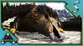 MAX LEVEL GRIFFIN TAMING! - Ark: RAGNAROK [DLC Gameplay S3E87]
