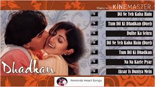 Audio jukebox l dhadkan movie all song l Akshay Kumar Shilpa Shetty
