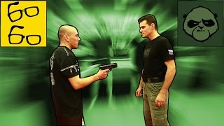 Защита от угроз пистолетом с Егором Чудиновским. Субботняя практика с