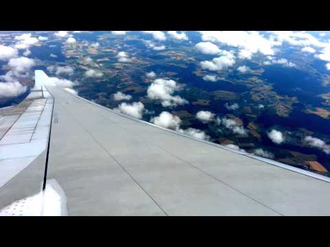 Air Canada A330 from Toronto Pearson to Frankfurt Germany