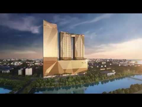 The Peak Cambodia By Singapore Developer Oxley and Worldbridge Land