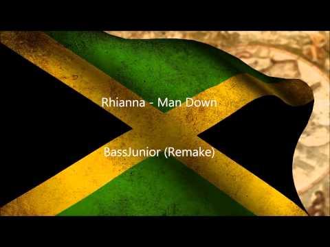 [Reggae] Rhianna - Man Down (BassJunior Remix)