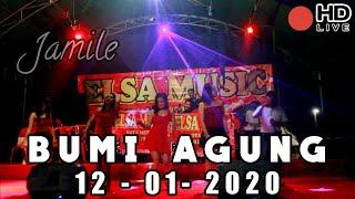 Download lagu ELSA MUSIC LIVE BUMI AGUNG || 2020