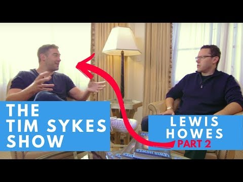 How To Overcome Fear + Use Adversity to Fuel Your Ambition | The Tim Sykes Show with Lewis Howes