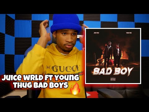 Juice WRLD – Bad Boy ft. Young Thug (Directed by Cole Bennett) | REACTION