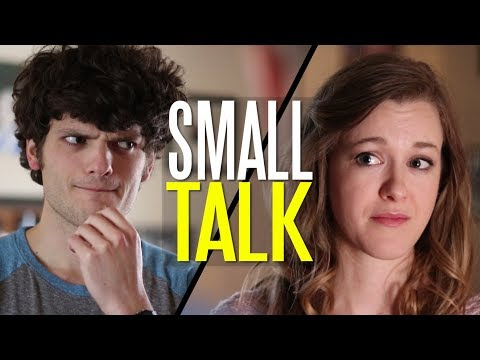 How to Be Great at Small Talk