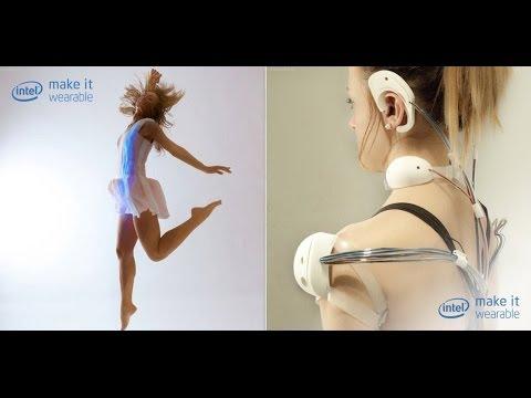 Будущее носимых устройств по версии Intel Capital (английский язык)