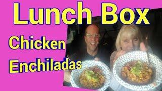 Lunch box chicken enchilada recipe roadpro 12 volt oven recipe