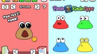 Pou App - Mini-Spiele Übersicht thumbnail