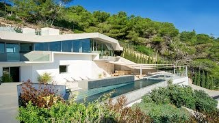 Unique luxury design villa in Ibiza for sale - Luxury Villas Ibiza