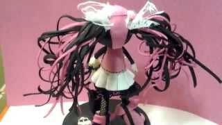 Fofucha Monster High Vampira laura