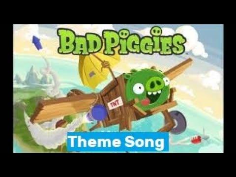 Bad piggies саундтрек