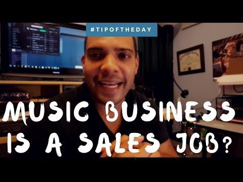 World Standard Audio | Music Business Is A Sales Job