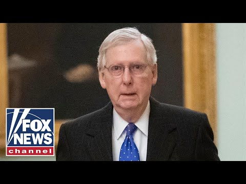 McConnell says bill to protect Mueller unnecessary