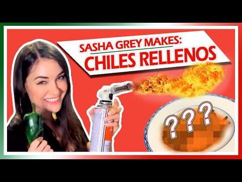 Secret Sauce: Chiles Rellenos