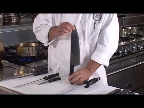 essential kitchen knives youtube