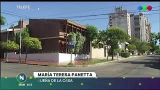 Teresa Panetta habló con Telefe Noticias, el tribunal absolvió a todos los acusados