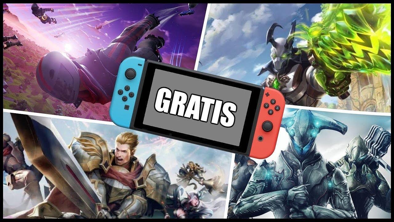 Los 6 Mejores Juegos Gratis Para Nintendo Switch De 2018 Youtube