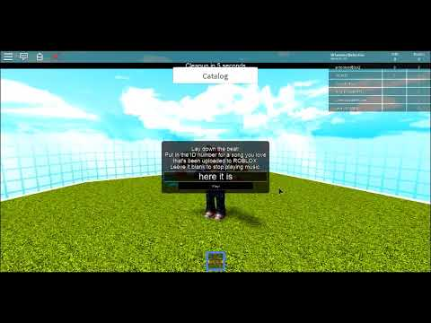roblox id for lalala