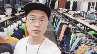 [김준모 TV] 배럴 래쉬가드 남자 사이즈 추천
