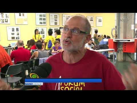 """Band Cidade - """"Política e cultura no Fórum Social Mundial"""""""