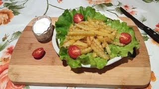 Картошка фри в домашних условиях видео рецепт
