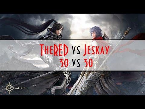 (RU)Revelation #12 - GvG (IV)TheRED vs (I)Jeskay