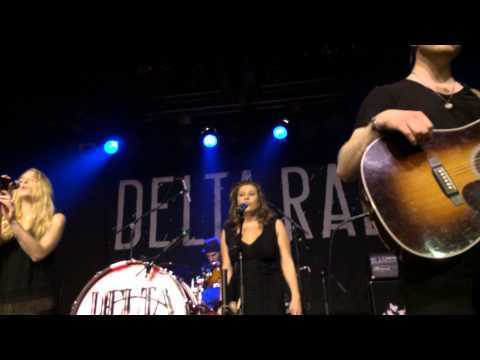 After It All - Delta Rae (Live @ Lincoln Theatre in Raleigh, NC - March 7 '14)