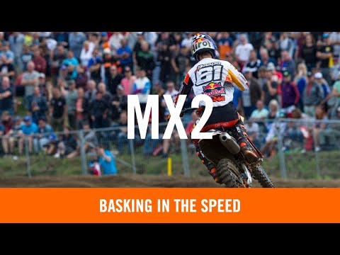 Basking in the speed of MX2 | KTM