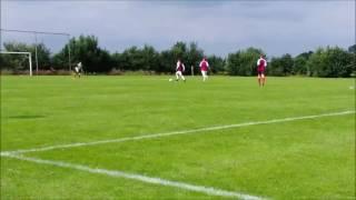 VV HC '03 - BS Sport: Robin Baerts en Maarten Moons voorkomen doelpunt