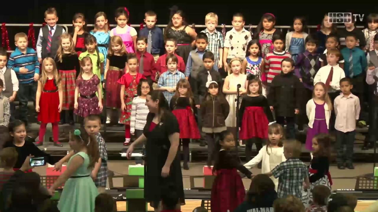 West park elementary school winter concert 2013 youtube for Winter gardens elementary school