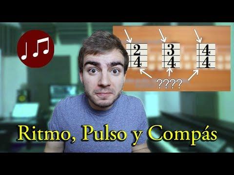 ¿Por qué medimos el RITMO así? Compás de 4/4, 2/4, 6/8, 3/4... | Jaime Altozano