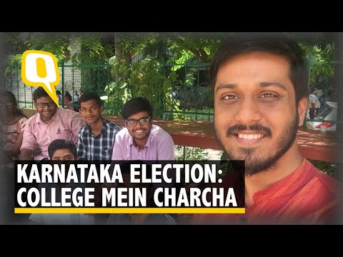 College Mein Charcha: Bengaluru's First-Time Voters and Their Woes