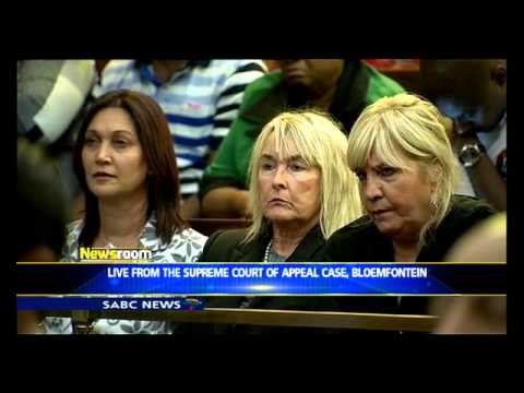 Oscar Pistorius's conviction changed to murder