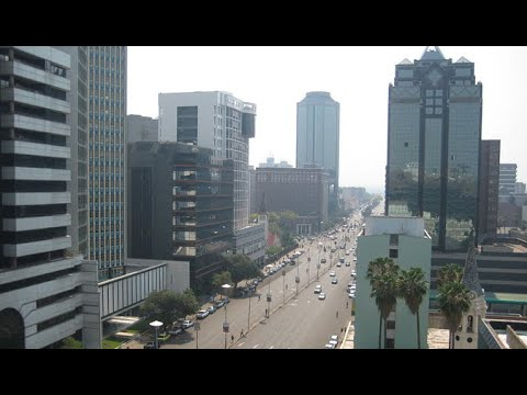 Harare The Capital City of Zimbabwe 2020