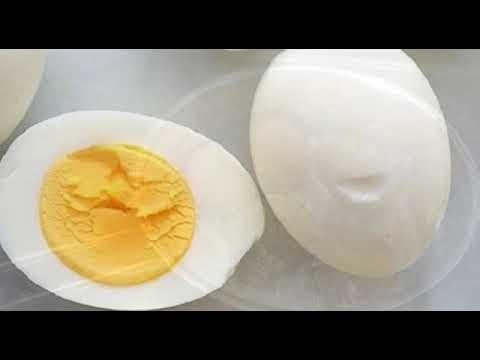 سلق البيض بغير هذه الطريقة خطأ فادح طريقتي Youtube