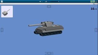 Как сделать мини танк из Lego [Пантера] / How to make a mini tank from Lego [Panther](Всем привет, в сегодняшнем видео я хочу вам показать как сделать мини танк Пантера из лего. Детали которые..., 2015-12-26T11:37:34.000Z)