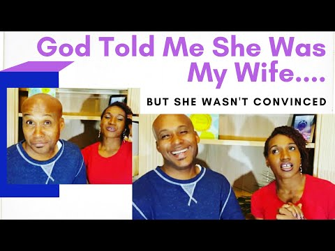 God Told Me She Was My Wife | But She's Not Convinced | Opposite Attracts