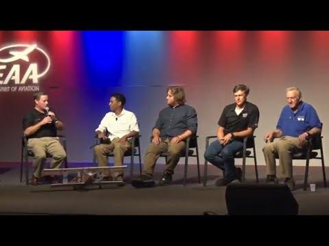 Imagination in Aviation with Peter Sripol, Elliot Seguin,  and Dick VanGrunsven