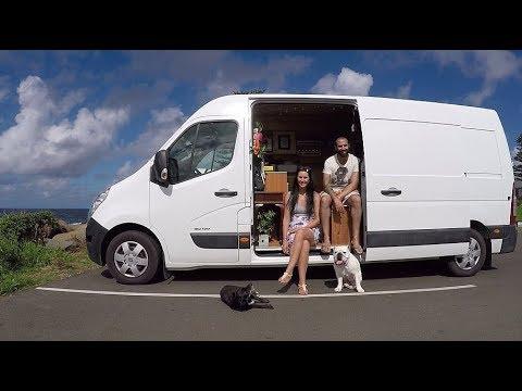🚍 Переделка Фургона в Автодом своими руками Renault Master!!!