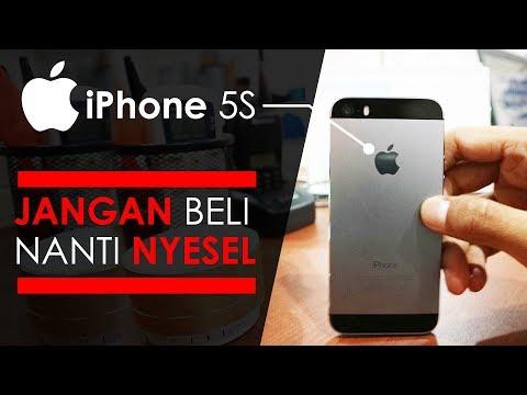 5 Alasan Mengapa Kamu JANGAN Beli iPhone 5s di 2018