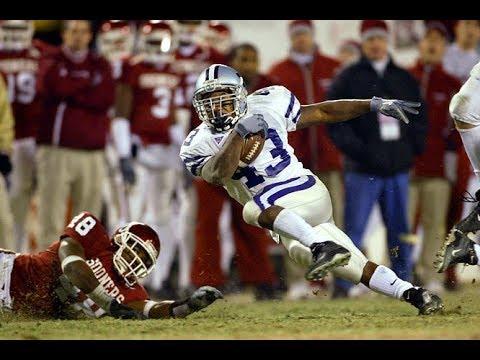 Kansas State Running Back Darren Sproles